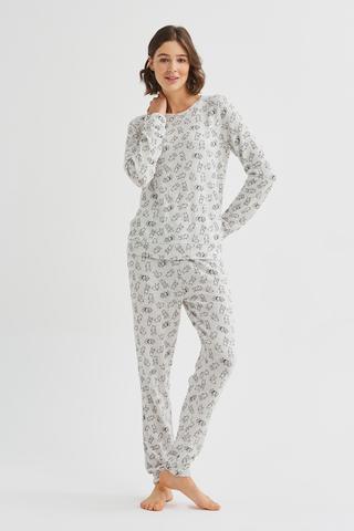Set Pijama Cute Bunny