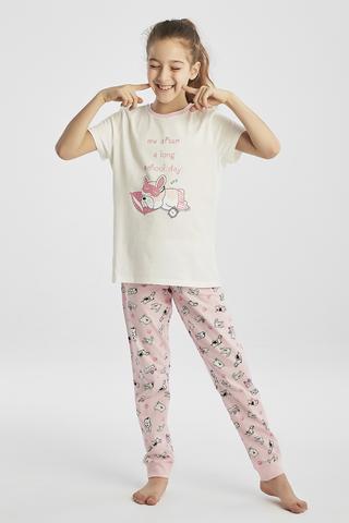 Set Pijama Teen Puppy 2 Buc.