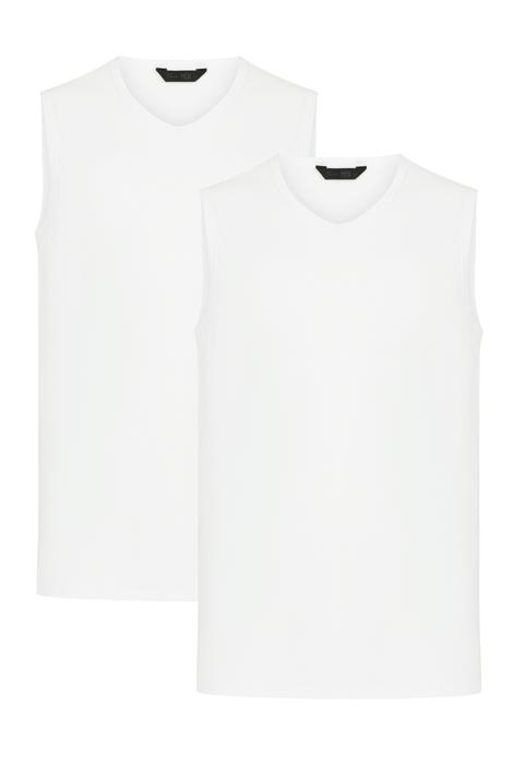 Maiouri Basic V Neck 2 Buc.