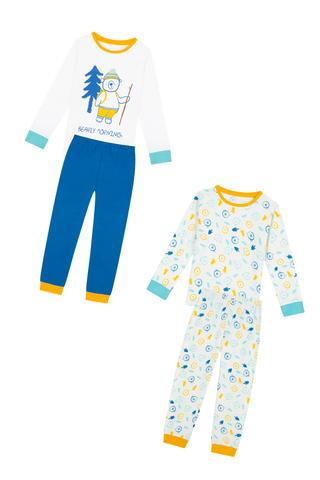 Boys Bearly 4in1 PJ Set