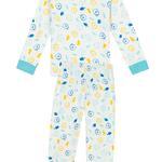 Set Pijama Bearly 4Buc.