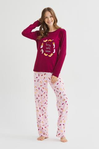 Set Pijama Fuzzy Thermal