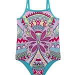 Girls Butterfly Suit