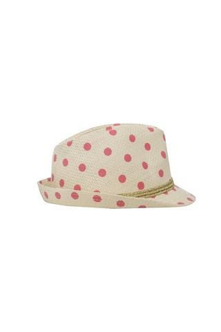 Girls Printed Hat