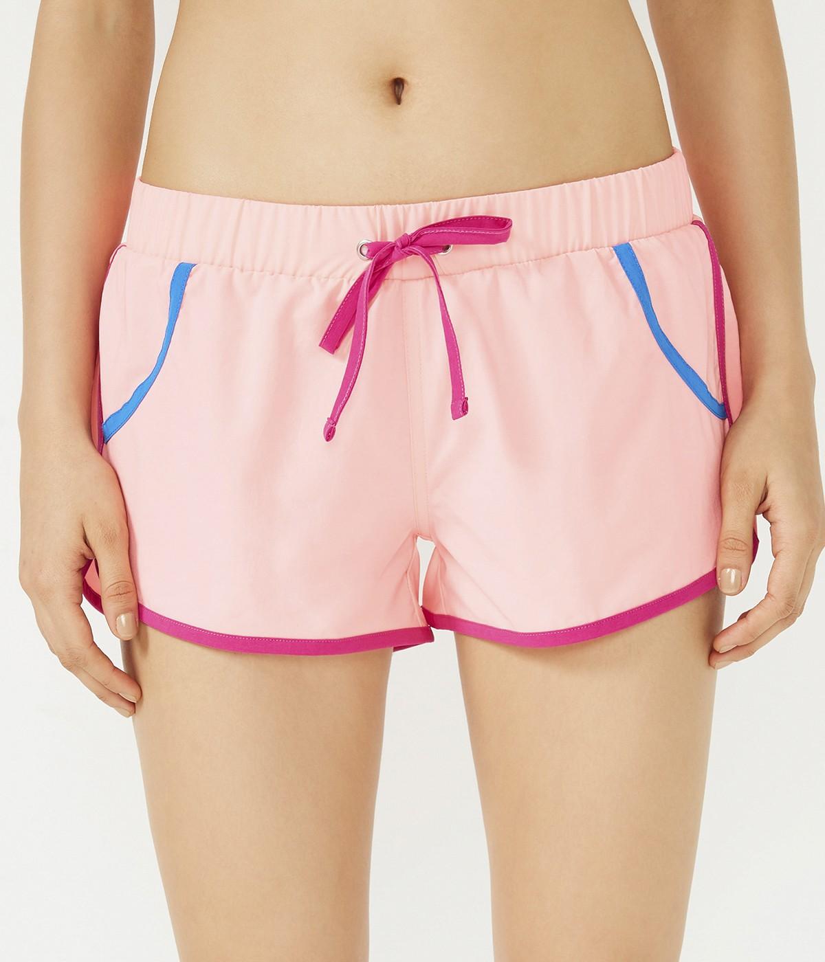 Pastel Swim Shorts