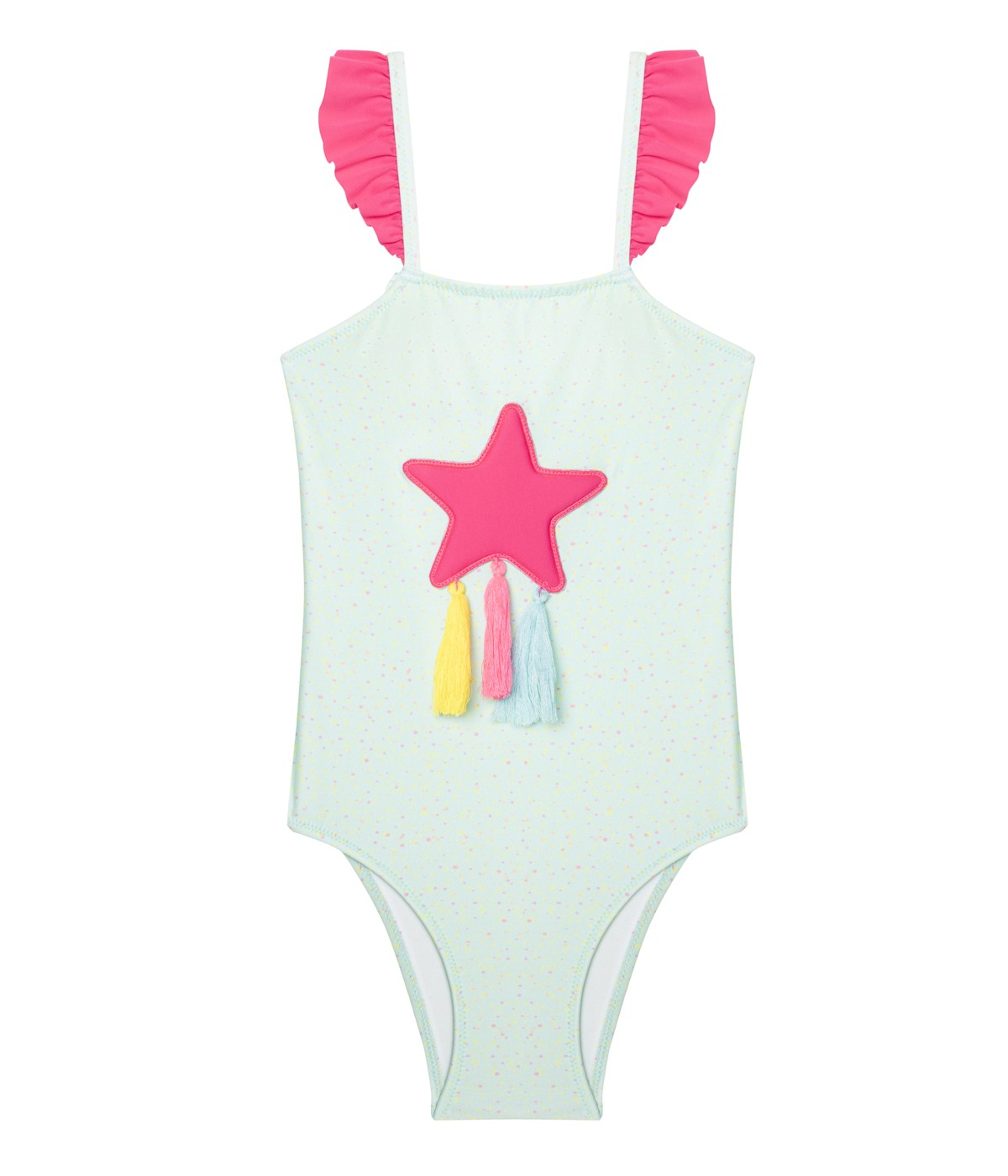 Girls Starfringe Suit