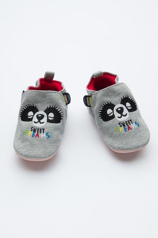 Boys Racoon Liner Socks
