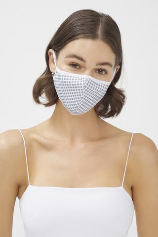 Unisex Flower Mask