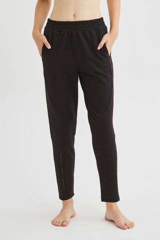Pantalon Trim Detailed