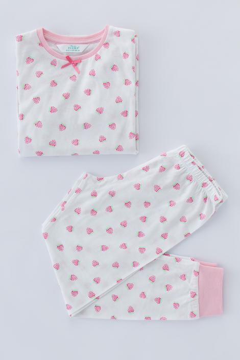 Set Pijama Feti?e Berry 4 Buc.