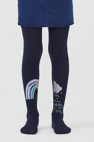 Pretty Brıght Raınbow Tights