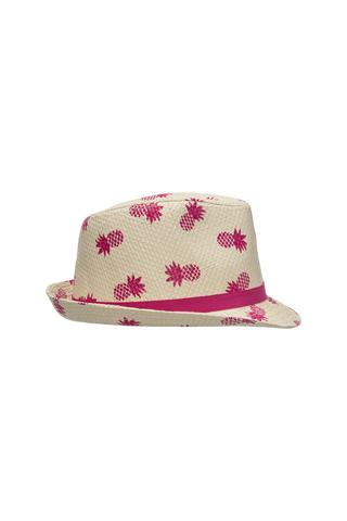 Girls Pineapple Hat