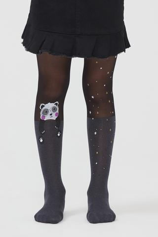 Pretty Star Panda Tights