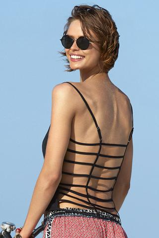 Easy Strappy Top