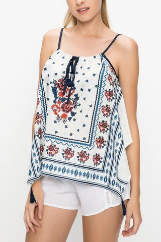 Scarf Top