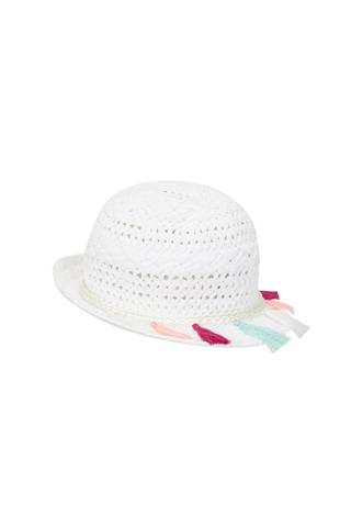 Girls Tassel Hat