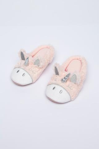 Girls Unicorn Slipper