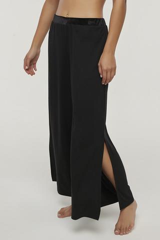 Pantaloni Dark Flare