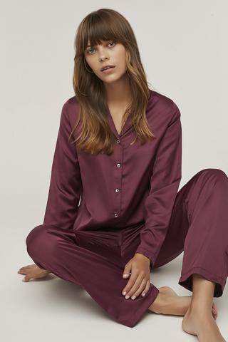 Set Pijama Beey Satin