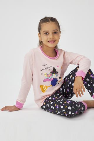 Girls Witchicorn 2in1 PJ Set