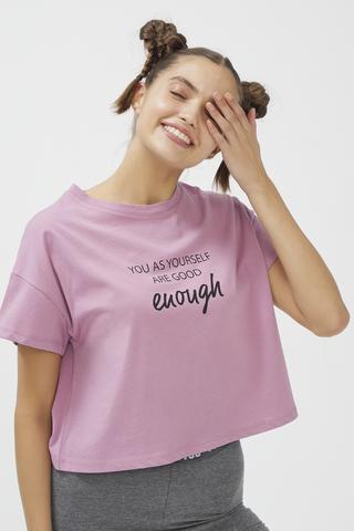 Bu4u Crop Tshirt