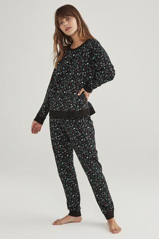Set Pijama Dark Season