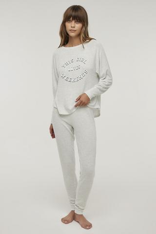 Set Pijama Weekend