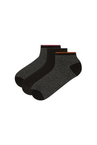 Boys Little Line 3 In 1 Socks