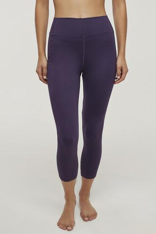 Colan?i High Rise Stretchy Crop
