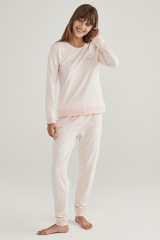 Çizgili Pijama SET