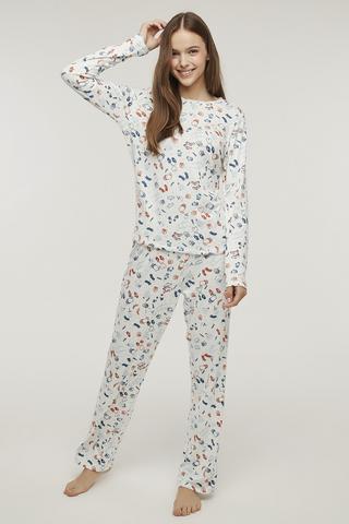 Set Pijama Warm Me Up Termal