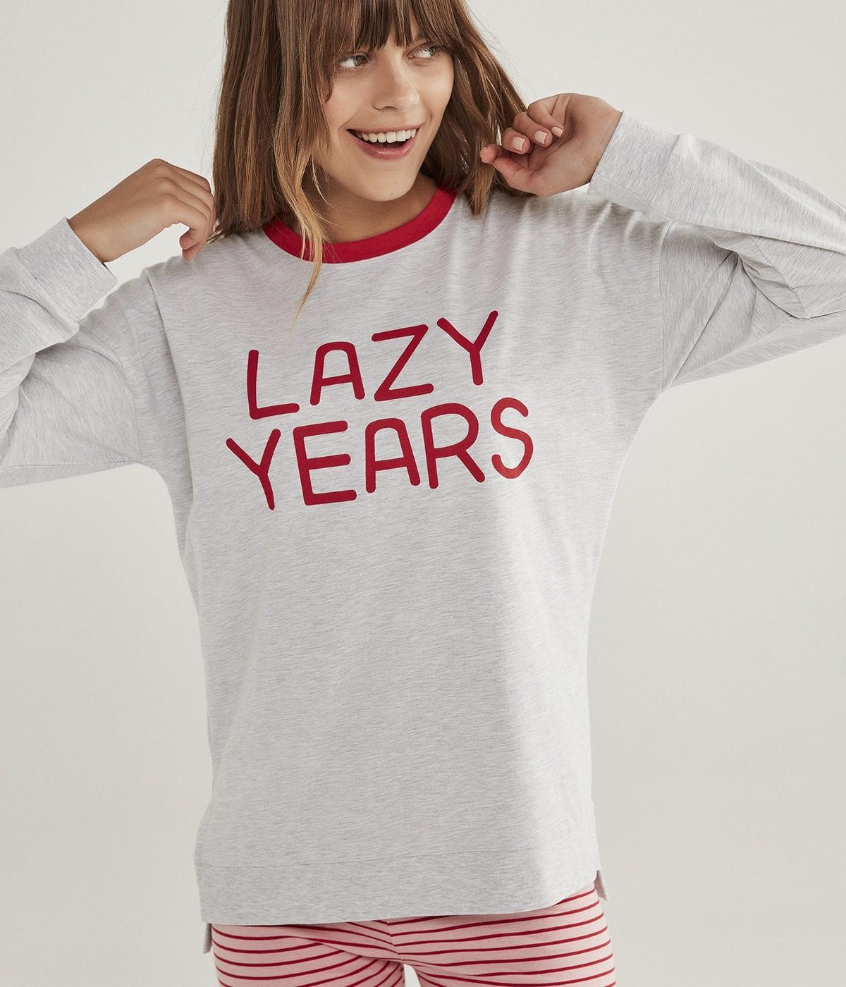 LAZY YEARS TRICOU