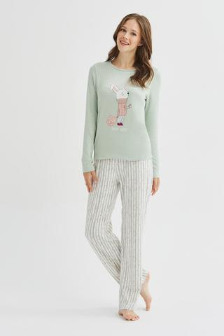 Set Pijama Alone Thermal