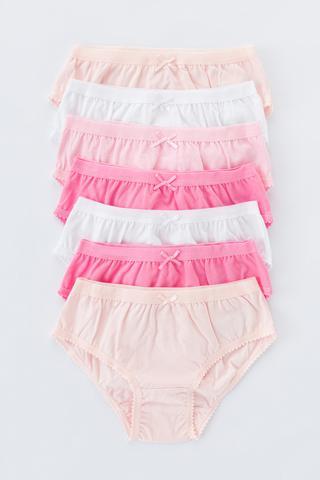 Girls Pinky 7in1 Slip