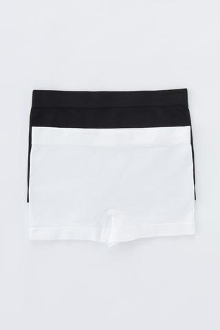 Teen Seamless Basic 2in1 Boxer