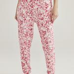 Pantaloni Pink Flowers