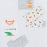 Set Pijama Fetite Juice 4Buc