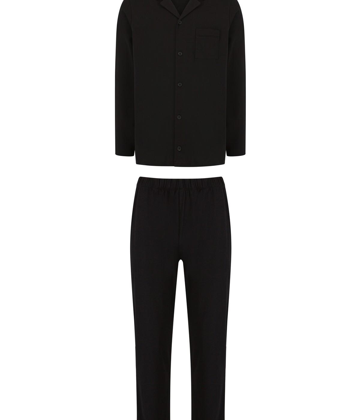 Set Pijama Dark Plain