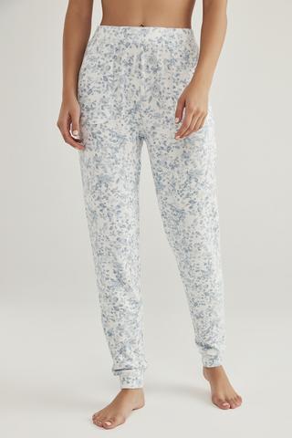 Pantaloni Flowers