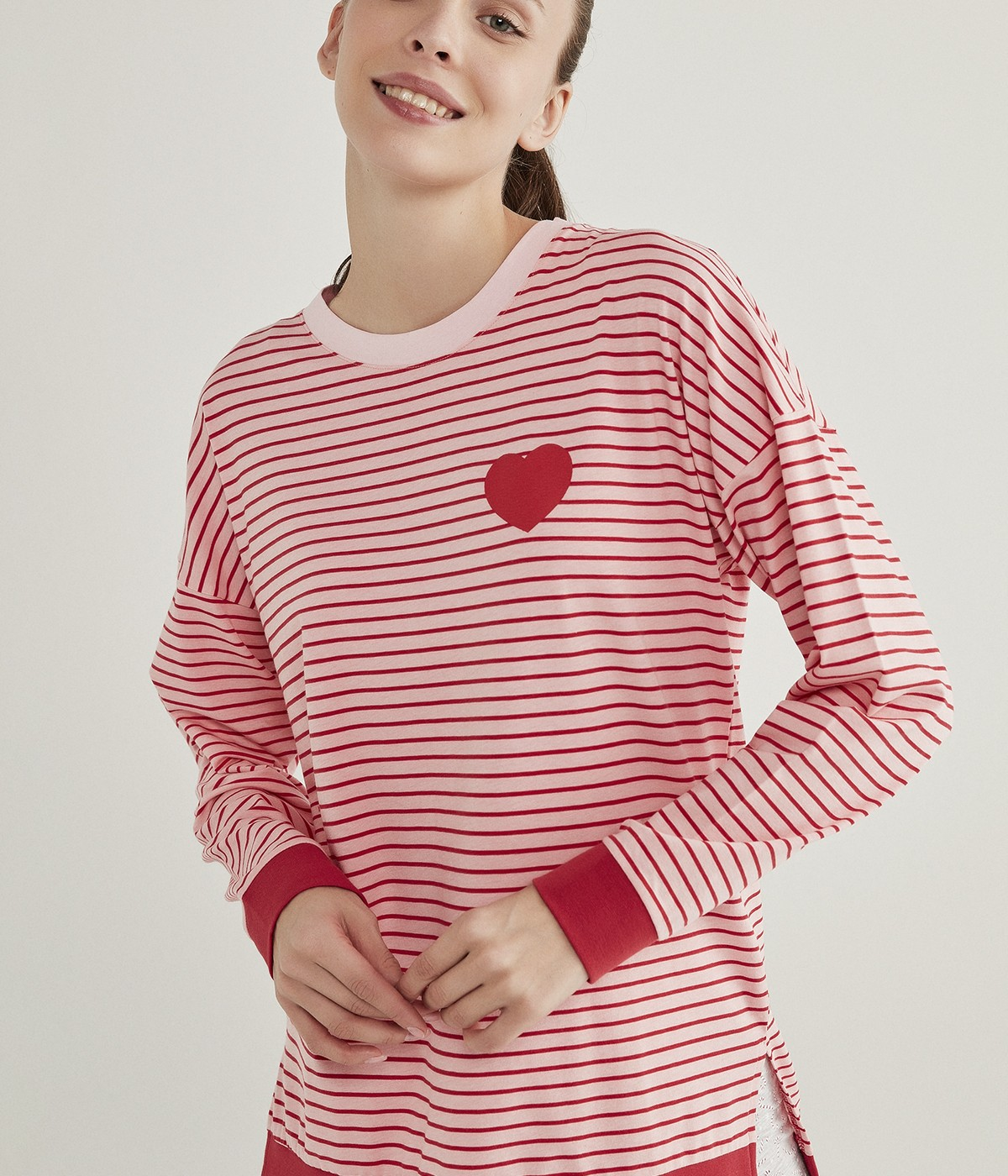 Tricou Pinkish