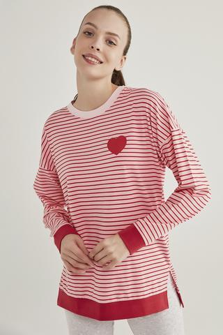 Pinkish T-shirt