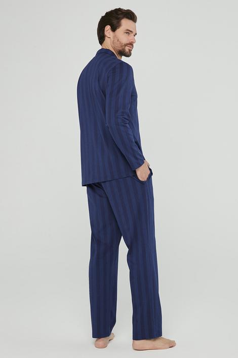 Set Pijama Navy Stripy