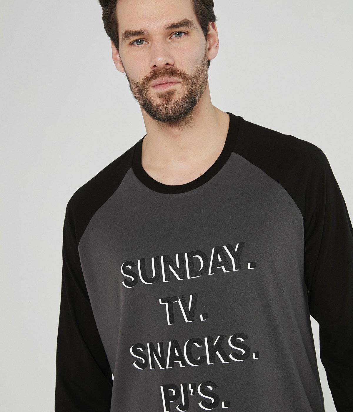 Set Pijama Sunday H-Tech