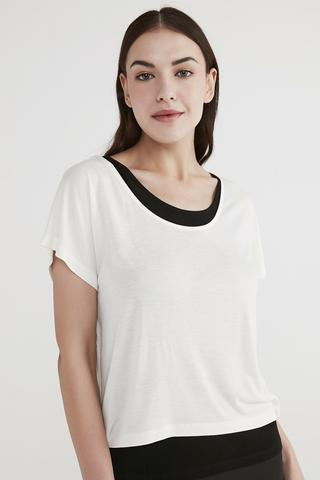 Tricou Basic Double