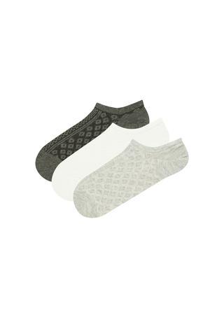 Twıll 3In1 Liner Socks