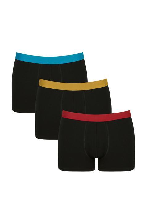 Boxeri Colored Mıd 3Buc.