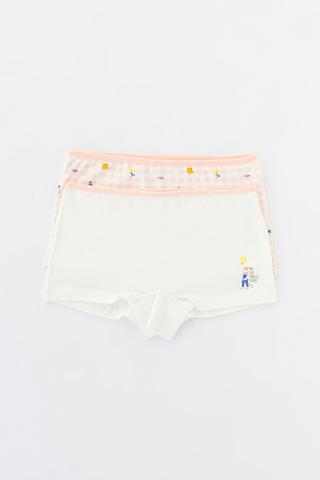 Girls Smells Good 2In1 Boxer