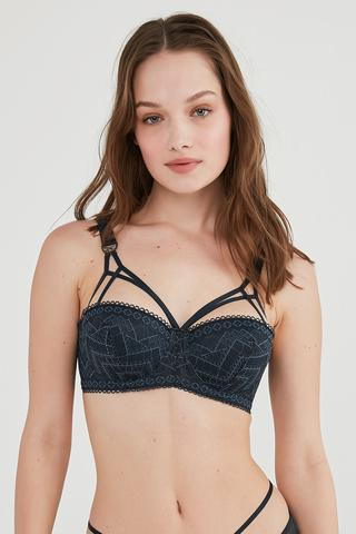 Bloom Strappy Bra