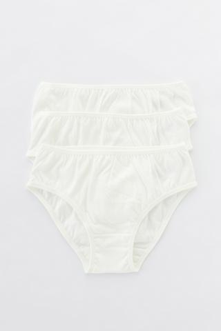 Teen Organic Cotton 3In1 Slip Bottom