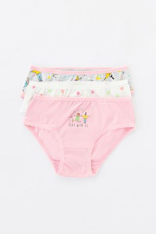 Girls Hoolahoop 3In1 Slip Bottom